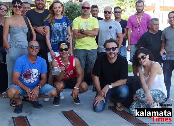 «Πέτα τη φριτέζα» Α. Μορφονιός, Φ. Μουρατίδης και Νικολέτα Κοτσαηλίδου στο kalamataTimes.gr 28