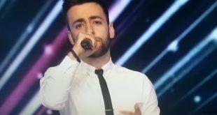 The Voice Of Greece με τον Παναγιώτη Μπουραντώνη από την Καλαμάτα