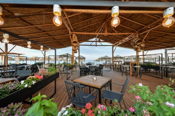Μεσσήνη: Bouka Bouka Mare - Beach bar Reastaurant 17