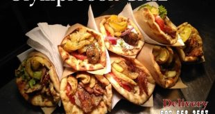 OlympiCook GrilL – Νέος χώρος, νέο σημείο, αλλά η ίδια ποιότητα σας περιμένουν για καλό φαγητό στην παραλία της Καλαμάτας!!!