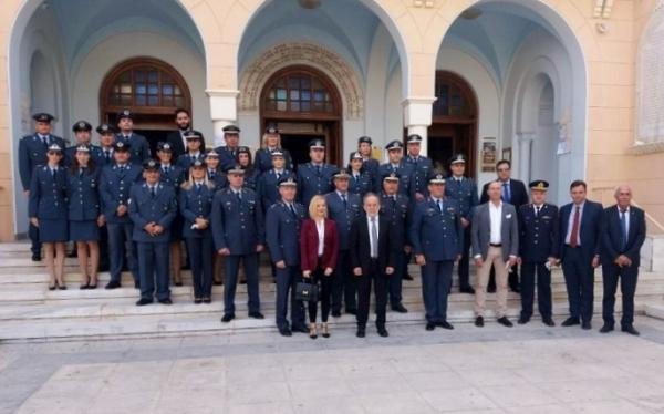 Εκδηλώσεις για τον εορτασμό της «Ημέρας της Αστυνομίας» και του Προστάτη του Σώματος, «Μεγαλομάρτυρα Αγίου Αρτεμίου» 27