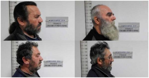Αυτοί είναι οι 4 διεστραμμένοι άντρες που βίαζαν την 6χρονη κόρη του ενός στην Κατερίνη επί μια εξαετία 13