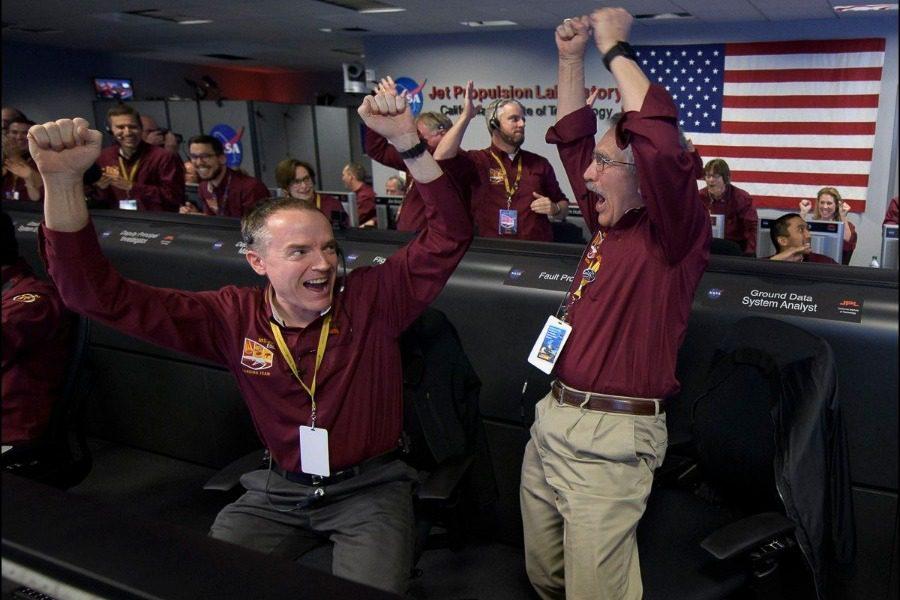 Προσεδαφίστηκε επιτυχώς το InSight στον Αρη: Ιστορική στιγμή για την ανθρωπότητα 20