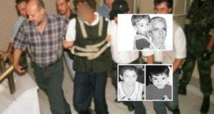 Αυτά ήταν τα 3 αγγελούδια που σκότωσε ο πατέρας τους! Σήμερα είναι ξανά ελεύθερος!