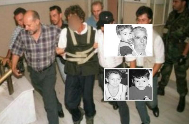 Αυτά ήταν τα 3 αγγελούδια που σκότωσε ο πατέρας τους! Σήμερα είναι ξανά ελεύθερος! 1