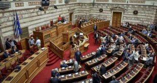 Μητρόπουλος: Οι βουλευτές θα πάρουν αναδρομικά 24.442 ευρώ