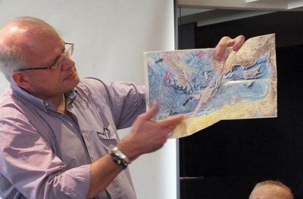 Αποκάλυψη από τον σεισμολόγο Τσελέντη: Έρχεται μεγάλος σεισμός στον Κορινθιακό! 27