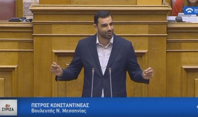 Πέτρος Κωνσταντινέας «4o μνημόνιο... με μέτρα δημοσιονομικής επέκτασης» 1