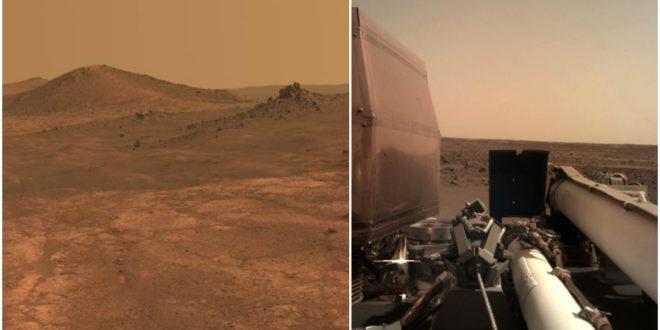 Η ανθρωπότητα έγραψε ιστορία: Η NASA πάτησε στον Άρη και οι πρώτες εικόνες είναι σκέτη μαγεία