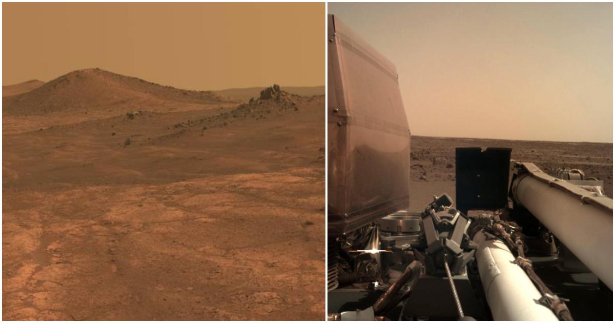 Η ανθρωπότητα έγραψε ιστορία: Η NASA πάτησε στον Άρη και οι πρώτες εικόνες είναι σκέτη μαγεία 22