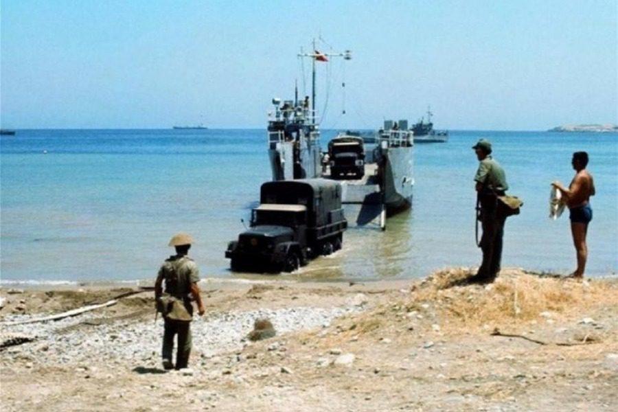 Απειλούν με νέο Αττίλα: Θα κάνουμε νέα απόβαση στην Κύπρο, λέει η Ακσενέρ 13
