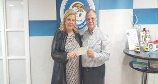 Η Κλέλια Χατζηιωάννου κάλυψε τον ΕΝΦΙΑ για το «Χαμόγελο του Παιδιού» – Προσέφερε 75.000 ευρώ