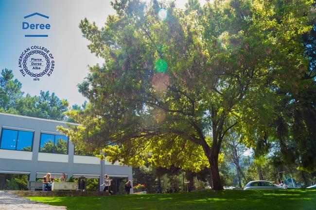 """Σύλλογος Αποφοίτων """"Μαρία Κάλλας: Παρουσίαση Προγράμματος στο American College of Greece Deree 12"""