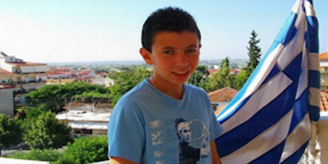 Έλληνας μαθητής 1ος σε Παγκόσμιο Διαγωνισμό Έκθεσης – ΔΙΑΒΑΣΤΕ την καταπληκτική Έκθεσή του