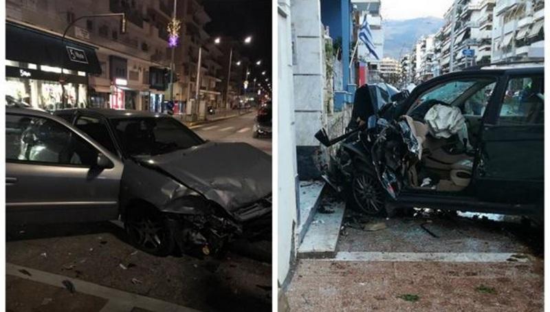Δυο σοβαρά τροχαία ατυχήματα τα ξημερώματα στην Καλαμάτα 9