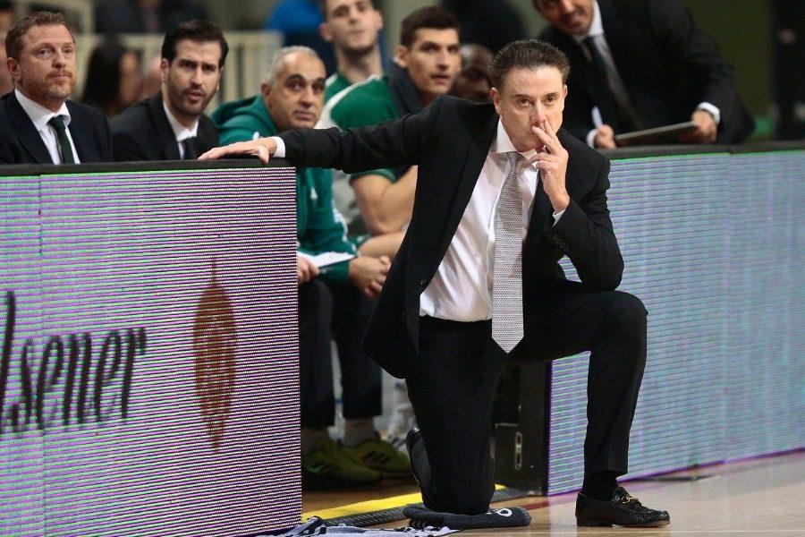 Παναθηναϊκός: Εντυπωσιακή πρεμιέρα του Ρικ Πιτίνο και νίκη 96‑84 επί της ΤΣΣΚΑ για την Euroleague 7