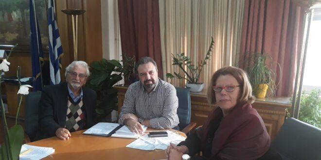 Συνάντηση Λυμπεροπούλου-Αραχωβίτη για καίρια θέματα και προβλήματα που απασχολούν την Πελοπόννησο