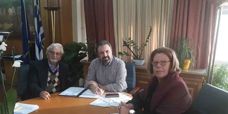 Συνάντηση Λυμπεροπούλου-Αραχωβίτη για καίρια θέματα και προβλήματα που απασχολούν την Πελοπόννησο 16