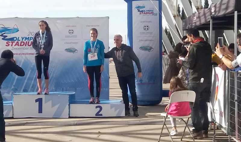 Το Τμήμα Στίβου του ΓΣ ΑΚΡΙΤΑΣ 2016 συμμετείχε  και διακρίθηκε στο Olympic Stadium Run 19