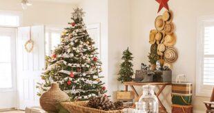 Ιδέες για το πώς να στολίσετε εφέτος το χριστουγεννιάτικο δέντρο σας
