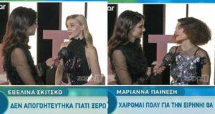 GNTM: Τι είπαν οι 2 «ηττημένες» του τελικού Εβελίνα, Μαριάννα για τη νίκη της Καζαριάν