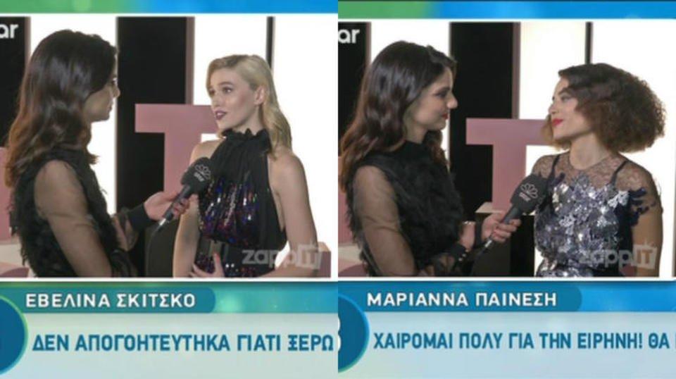 GNTM: Τι είπαν οι 2 «ηττημένες» του τελικού Εβελίνα, Μαριάννα για τη νίκη της Καζαριάν 1
