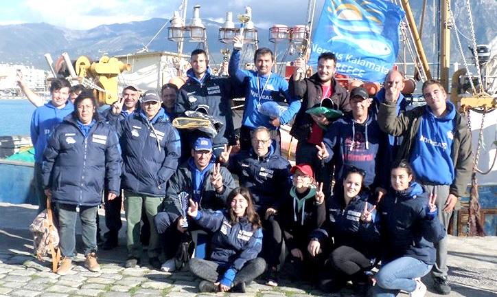 Νηρέας Καλαμάτας: Ολοκληρώθηκε το τουρνουά αλιείας με φελλό 2018 6