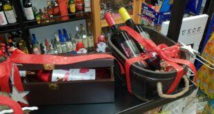 Το Κιόσκι στην Καλαμάτα είναι ανοιχτό και για τους «ξεχασιάρηδες» που δεν πρόλαβαν να πάρουν δώρο