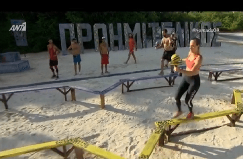 Nomads 2: Αυτός είναι ο παίκτης που πήρε το χρυσό εισιτήριο για τον τελικό! (Βίντεο) 12