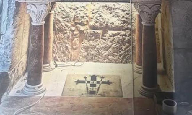 Αποκαλυπτική αρχαιολογική έρευνα: Αυτό είναι το κελί του Χριστού 24