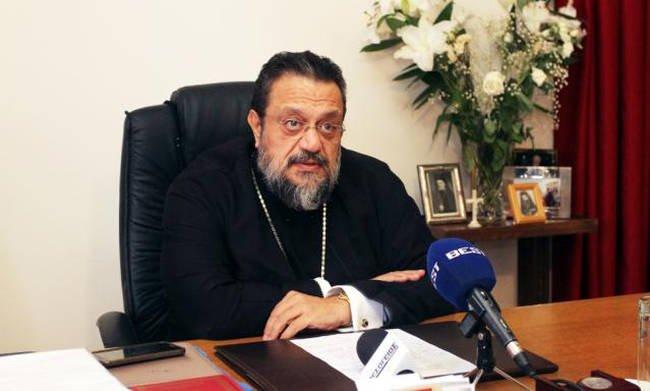 Μητροπολίτης Μεσσηνίας: «Η Συμφωνία των Πρεσπών πρέπει να ξαναγραφτεί» 1