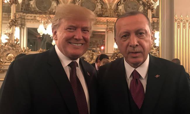 Πώς το τηλεφώνημα Τραμπ στον Ερντογάν άλλαξε τον πόλεμο στη Συρία 12