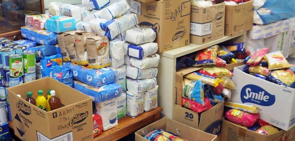 Διανομή τροφίμων στους δικαιούχους ΤΕΒΑ του δήμου Οιχαλίας 18