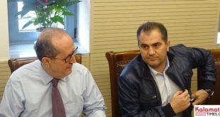 Ο Θανάσης Βασιλόπουλος κέρδισε και εκλέχτηκε υποψήφιος δήμαρχος
