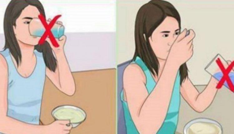 Γιατί ΔΕΝ Πρέπει Να Πίνετε Νερό Αμέσως Πριν Και Μετά Τα Γεύματα 3
