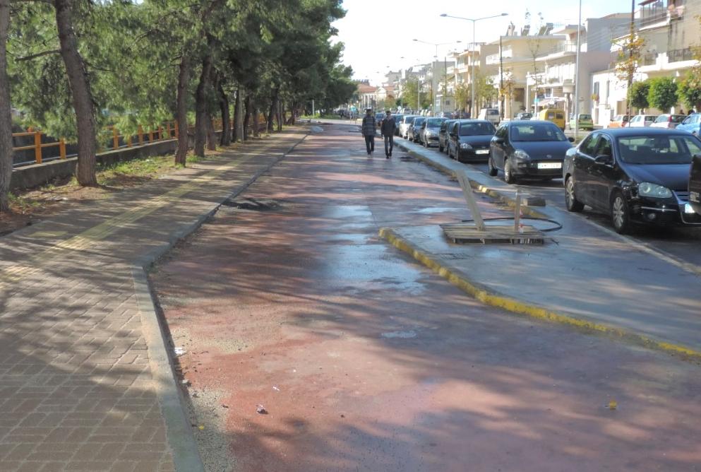 Καλαμάτα: Ολοκληρώνεται η αναβάθμιση στην Αρτέμιδος