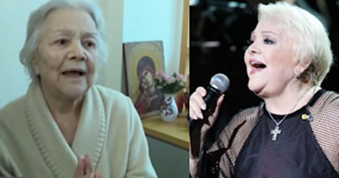 Συγκλονίζει η μεγάλη Μαίρη Λίντα μέσα από το Γηροκομείο Αθηνών 1