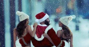 Το χριστουγεννιάτικο video του Dan Bilzerian είναι τόσο sexy, όσο το φαντάζεσαι (vid)