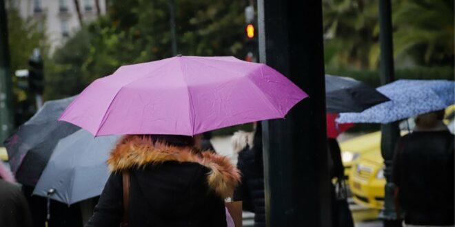 Νέα επιδείνωση του καιρού- Βρόχες καταιγίδες και πτώση της θερμοκρασίας!
