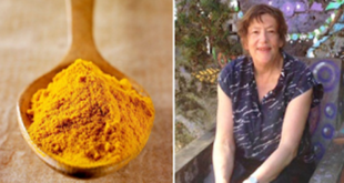 67χρονη πάλευε με τον καρκίνο του αίματος για 5 χρόνια και έγινε καλά όταν άρχισε να παίρνει κουρκουμά