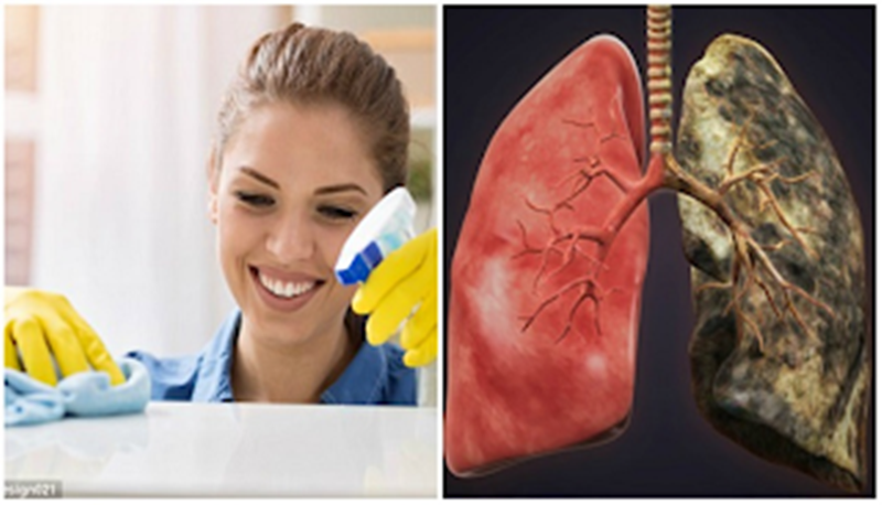 Το καθάρισμα του σπιτιού προκαλεί στους γυναικείους πνεύμονες ίδια ζημιά με το κάπνισμα 20 τσιγάρων την ημέρα 5