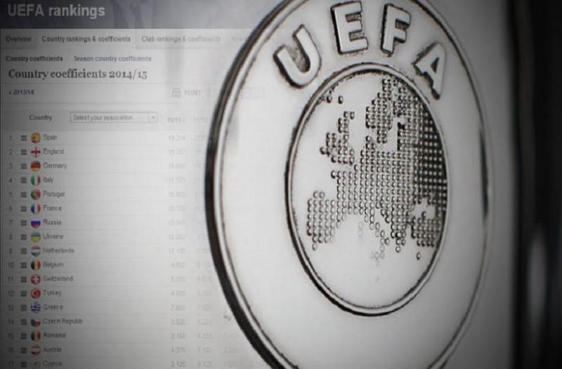 UEFA: Ο Ολυμπιακός ανέβασε την Ελλάδα στη 13η θέση! 12