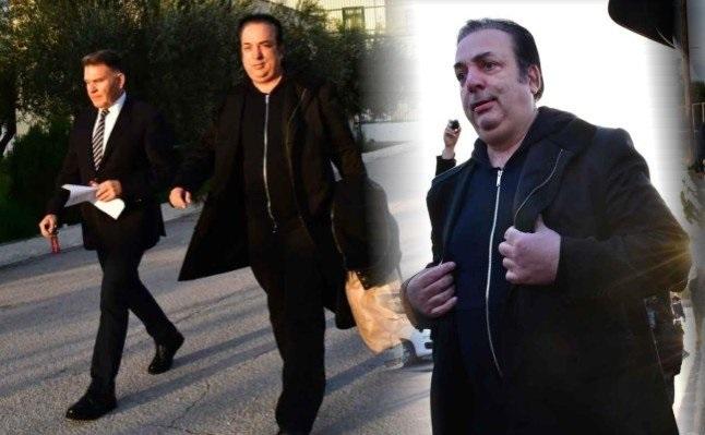Ελεύθερος ο Ριχάρδος – Κατέβαλε εγγύηση 200.000 ευρώ – Οι πρώτες δηλώσεις του ίδιου αλλά και του Αλέξη Κούγια (vids, pics) 9