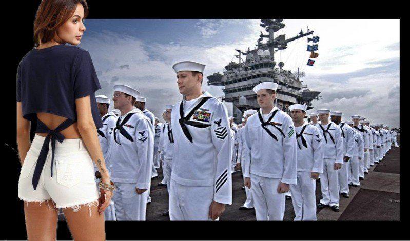 Ανέκδοτο: Παντρεύεται ένας ναυτικός μία αγνή κοπέλα και την πρώτη νύχτα… 26