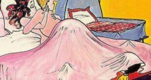 Ανέκδοτο: Ο Τοτός μπαίνει ξαφνικά στην κρεβατοκάμαρα των…