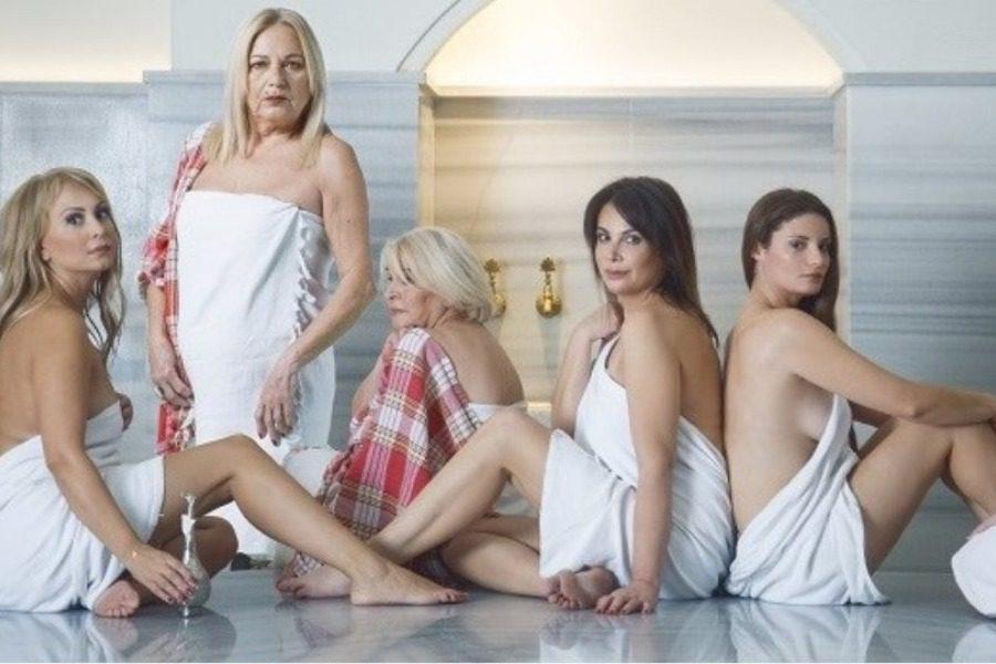 Στο «Χαμάμ Γυναικών» οι πρωταγωνίστριες ποζάρουν γuμνές 1