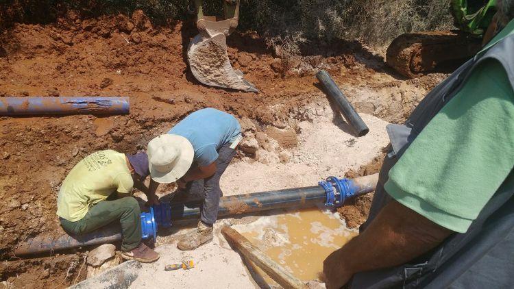 Αίτημα στο «Φιλόδημο» για το νέο κεντρικό αγωγό ύδρευσης των Δήμων Καλαμάτας – Μεσσήνης και Κοινοτήτων Περιοχής Καλαμάτας 18