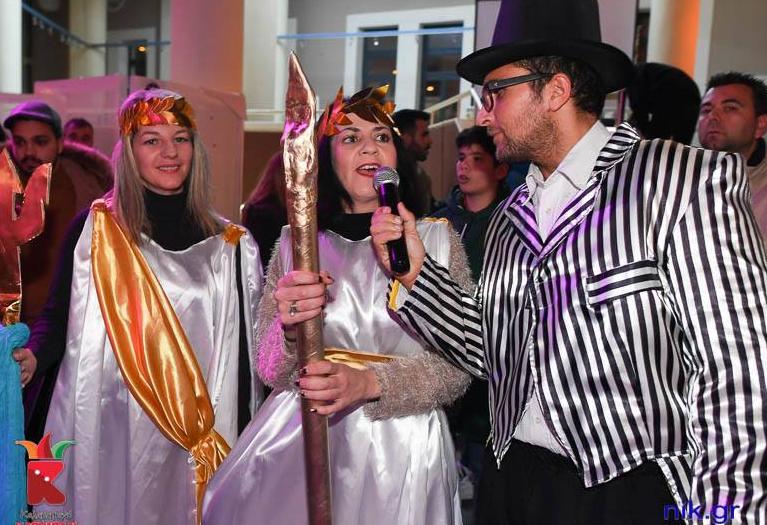 7ο Καλαματιανό καρναβάλι: Οι στολές και τα γκρουπ εκθέτονται στο Πνευματικό 7