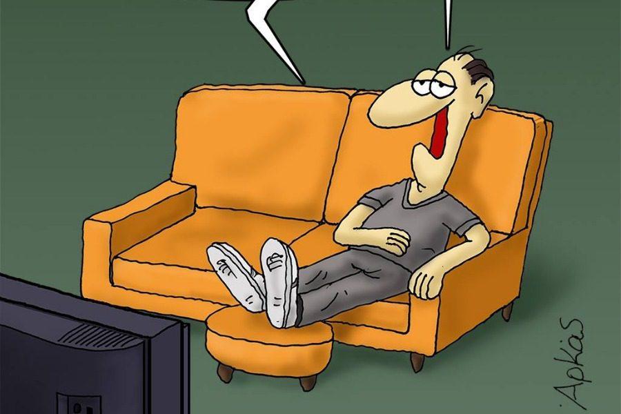 Με δύο νέα σκίτσα ο Αρκάς στέλνει μήνυμα για το συλλαλητήριο της Κυριακής 25