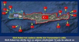 """Απίστευτη τουρκική πρόκληση: """"Η Κρήτη δεν είναι ελληνική"""" γράφουν και επικαλούνται και… συνθήκες!"""